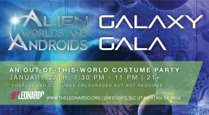 Galaxy Gala at The Leonardo